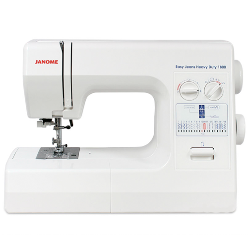 Janome Easy Jeans HD-1800