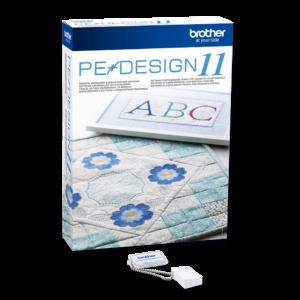 Tikkimisprogramm Brother PE-Design 11